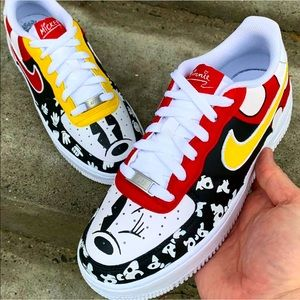 Authentic Nike Air Force 1 Customized Freeshipping